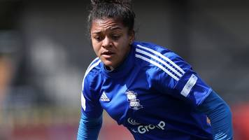 birmingham 'will not fear man city' in women's fa cup final