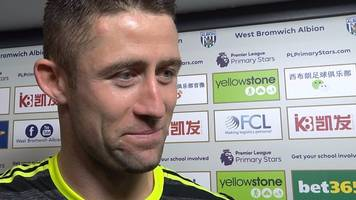chelsea win premier league: gary cahill on 'special moment'