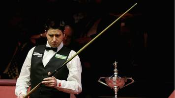 matthew steven's stolen snooker cue like 'best mate'
