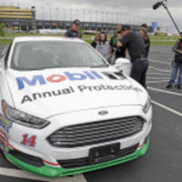 exxonmobil appoints clint bowyer as honorary instructor for new drivers heading into kansas race weekend