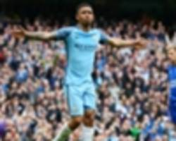 Manchester City 2 Leicester City 1: Silva, Jesus secure big step towards Champions League
