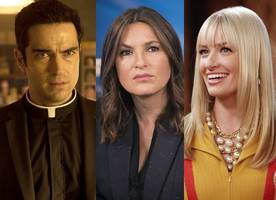 today's renewal scorecard: find out the fate of 'exorcist', 'law and order: svu', '2 broke girls'