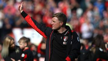 bournemouth 2-1 burnley: eddie howe says resilience key to team's success