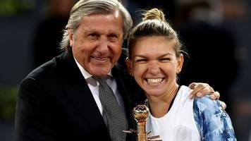 ilie nastase: madrid open 'irresponsible' to invite romanian to ceremony says wta