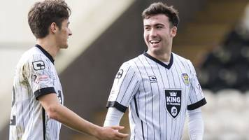 st mirren: stevie mallan subject of 'misdirected' bid from barnsley