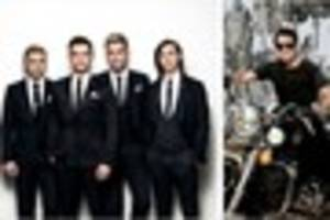 britain's got talent winners collabro to join cliff richard at...