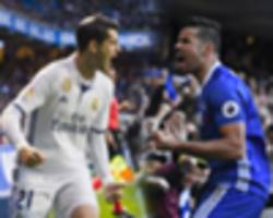 morata in & diego costa out: chelsea's transfer plans for next season