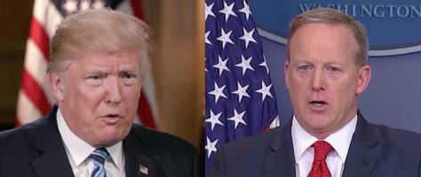 Trump Rumored To Be Changing WH Press Secretary, But No Press Team Can Fix This Mess