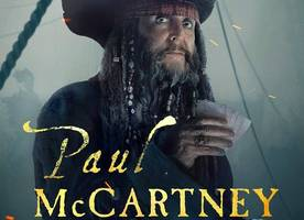 First Look at Paul McCartney in 'Pirates of the Caribbean: Dead Men Tell No Tales'