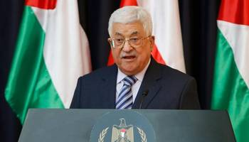 Palestinian President Mahmoud Abbas begins four day visit to India today