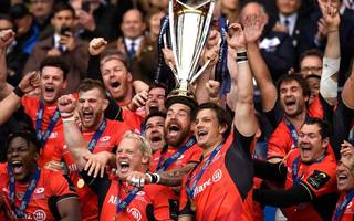 saracens set sights on double after retaining european crown