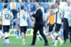 derby county season review - april: 7 point haul and sam rush...