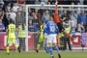 Carlisle United 3 Exeter City 3: Match report - Two goals in two...