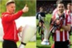 How injured Lincoln City pair got through the final weeks of the...