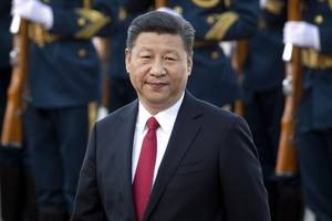 Xi calls for deeper ties with Turkey