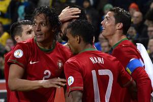 rangers target bruno alves admits he's flattered to be linked with summer move to ibrox