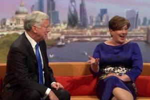 tory michael fallon just got ambushed on live tv for spreading 'b*****ks' about labour