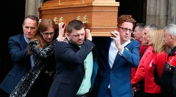 'secret peacemaker' brendan duddy laid to rest in derry