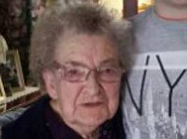 widow, 97, had £23,000 savings stolen by her own family