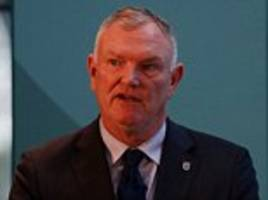 fa chief greg clarke: game 20 years behind on lgbt issues