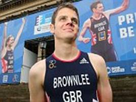 jonny brownlee targeting triathlon gold at 2020 olympics