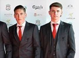 liverpool's woodburn and wilson omitted from wales u20s