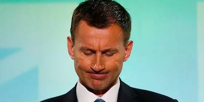 jeremy hunt was warned last year of 'urgent' need to update nhs cyber security