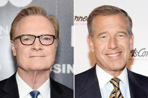 msnbc boss andy lack wants to dump lawrence o'donnell for brian williams, insider says (exclusive)