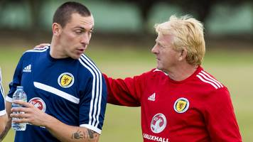 scott brown: scotland could thrive with core of celtic players