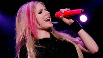 the avril lavigne conspiracy theory returns