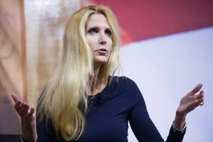ann coulter is prepared to dump trump: 'if he doesn't keep his promises i'm out'