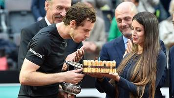 Andy Murray turns 30 - His best moments