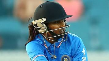 india set record women's odi stand against ireland