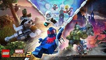Lego Marvel Super Heroes 2 Officially Announced