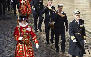 watch live: ceremony of the constable's dues at the tower of london