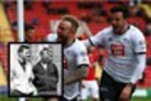 derby county news: brian clough and peter taylor, george thorne...