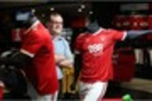 nottingham forest sold new adidas home shirt 'every seven...