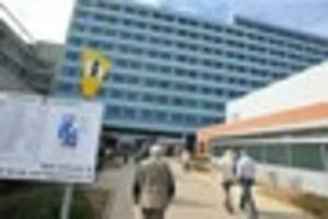 guilty - county's hospital trust convicted after patient died...