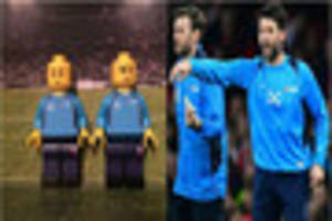 A must-have for Imps fans! Lincoln City's Danny and Nicky Cowley...