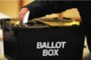these are the general election candidates in canterbury and...