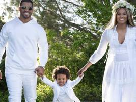 """russell wilson's ciara note backfires, future fans strike: """"go worry about your done career"""""""