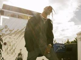 Travis Scott Arrested For Being Travis Scott