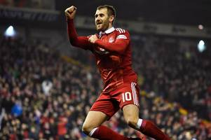aberdeen ace niall mcginn warns that glasgow holds no fears for the dons as they target celtic shock