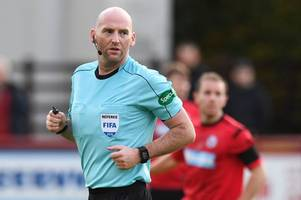 bobby madden is our no1 referee and deserves to be handed the scottish cup final