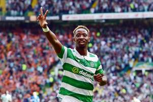 celtic striker moussa dembele is hailed by harry hood: 'you achieved what even henrik larsson couldn't'