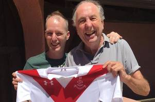 monty python's eric idle joins celebrity cast supporting airdrieonians fc