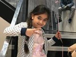 Police are urgently searching for missing girl, six