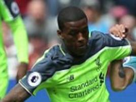 cl can be start of something, says liverpool's wijnaldum