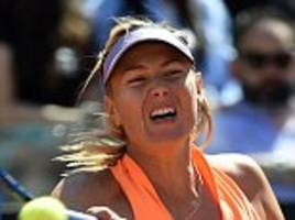 Maria Sharapova won't be handed wildcard for French Open