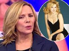 kim cattrall says hollywood is too ageist